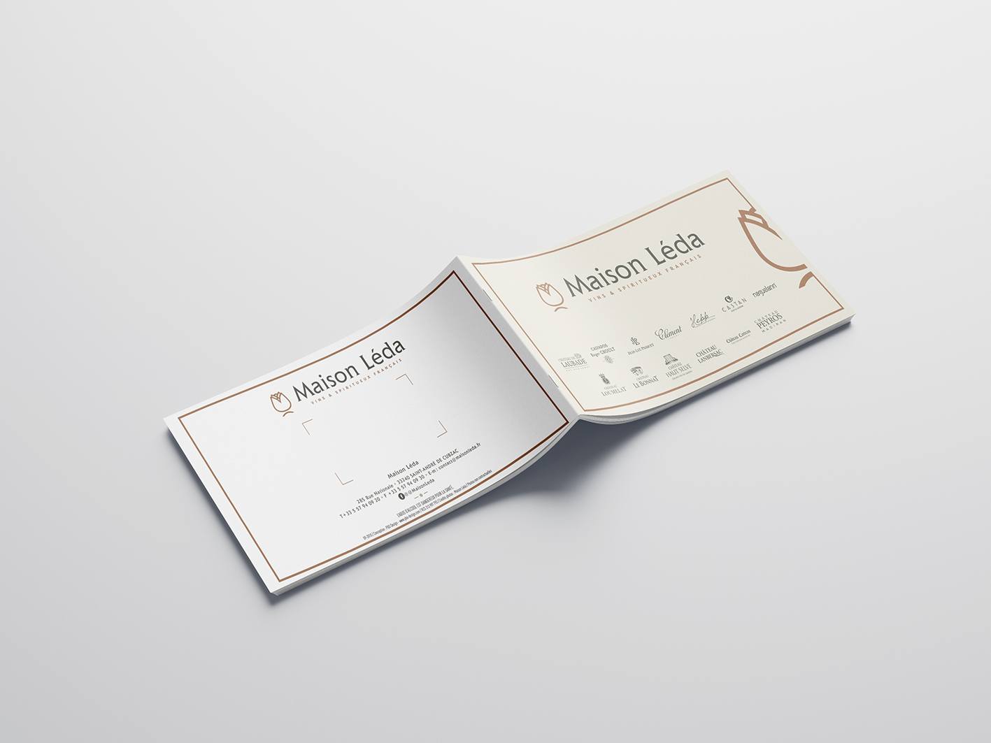 Brochure Leda 1