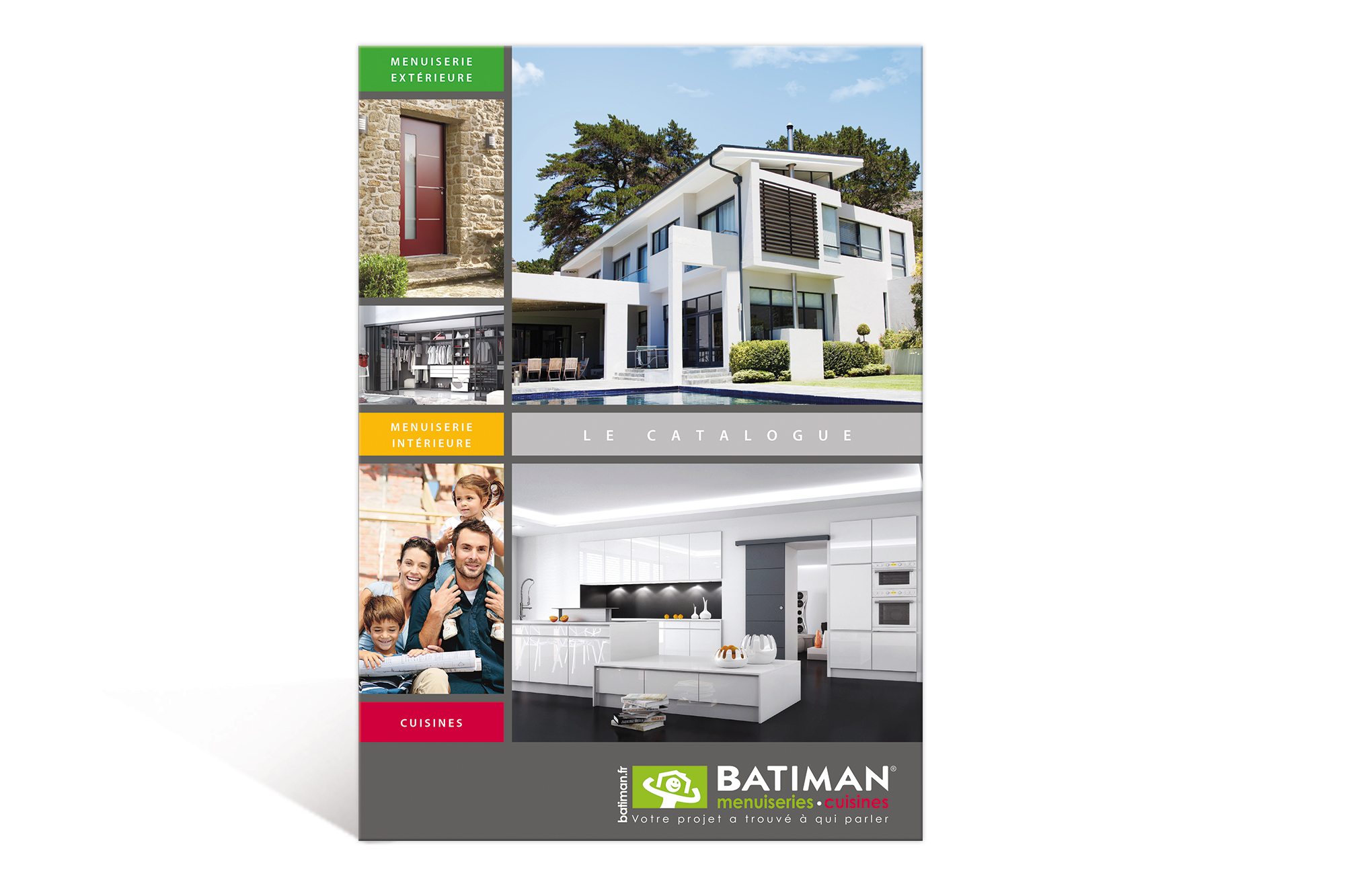Catalogue Batiman 1