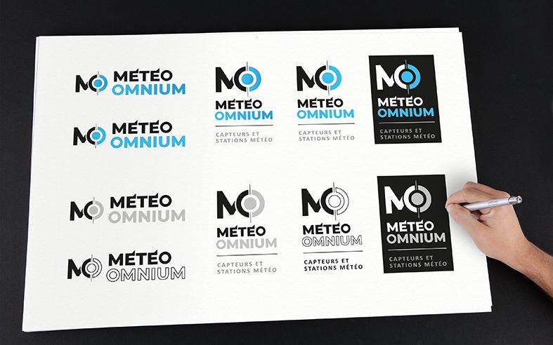 charte graphique Meteo Omniun