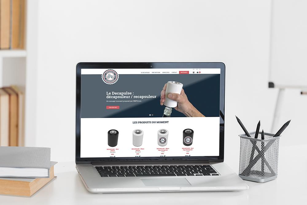 webdesign Decapulse