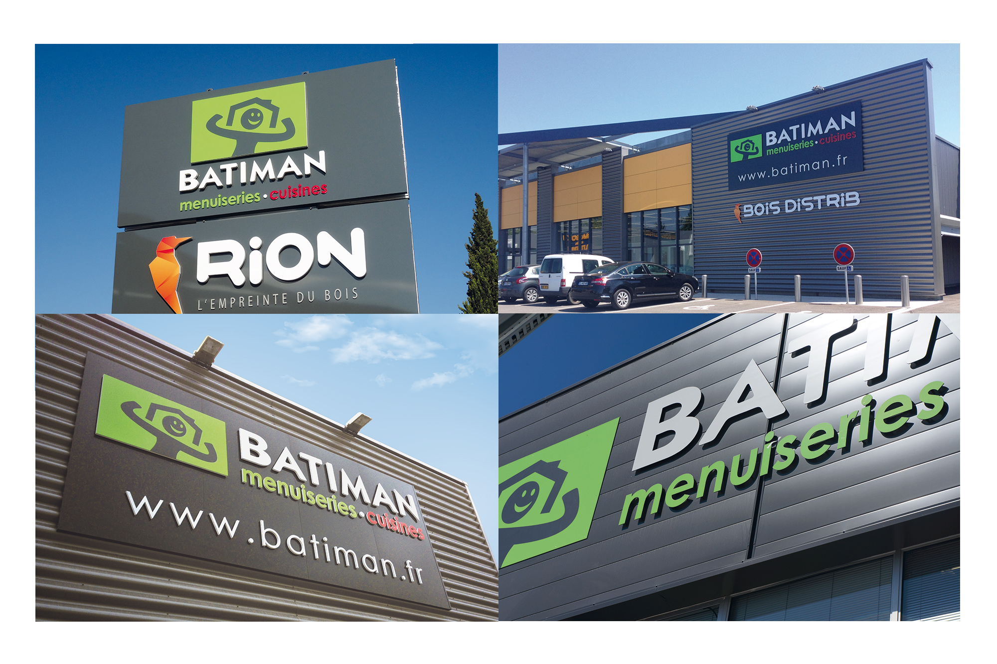 Batiman toulouse cool batiman toulouse with batiman for Garage marengo toulouse