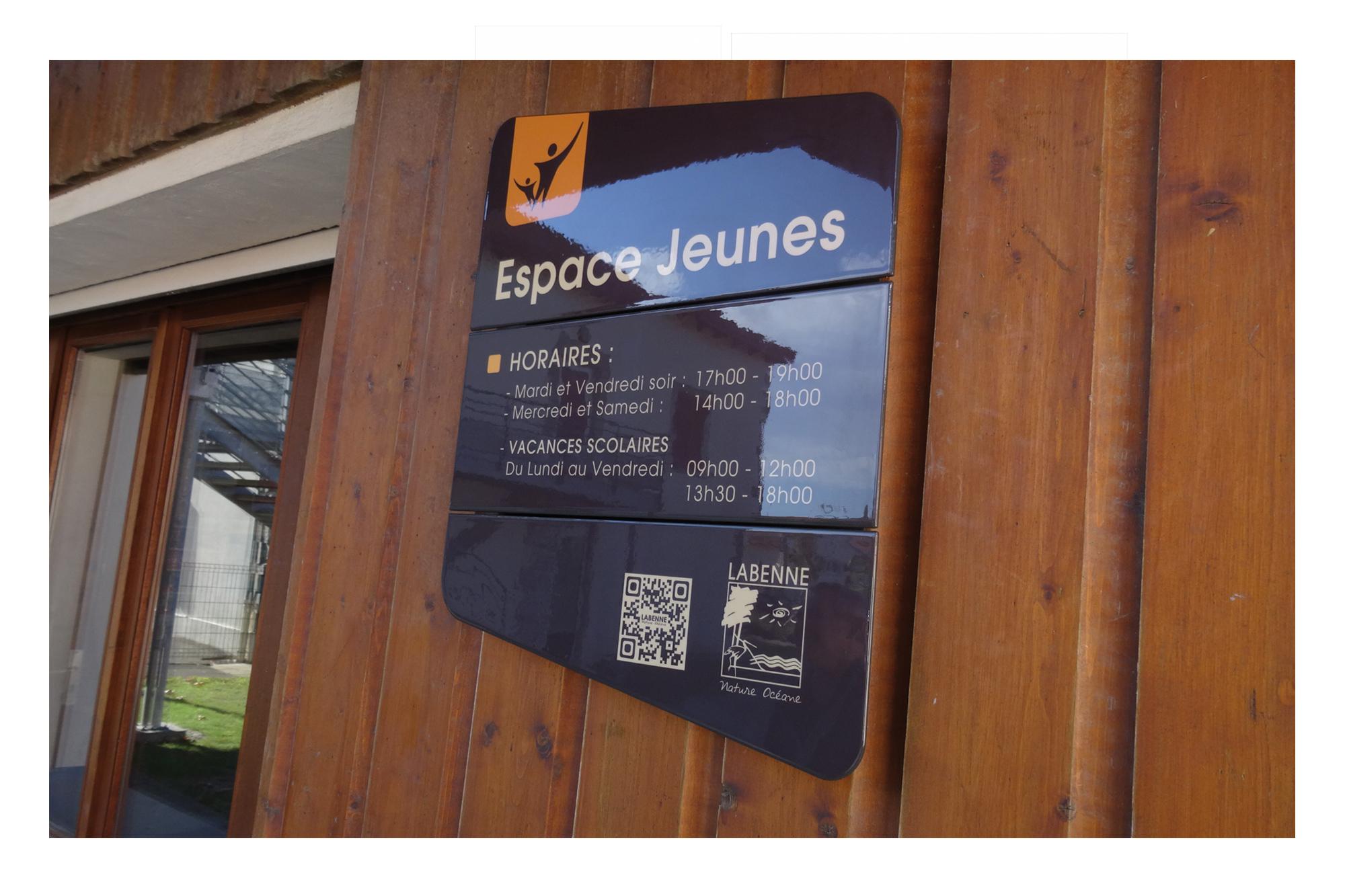 Etude signalétique des bâtiments communaux de Labenne 2