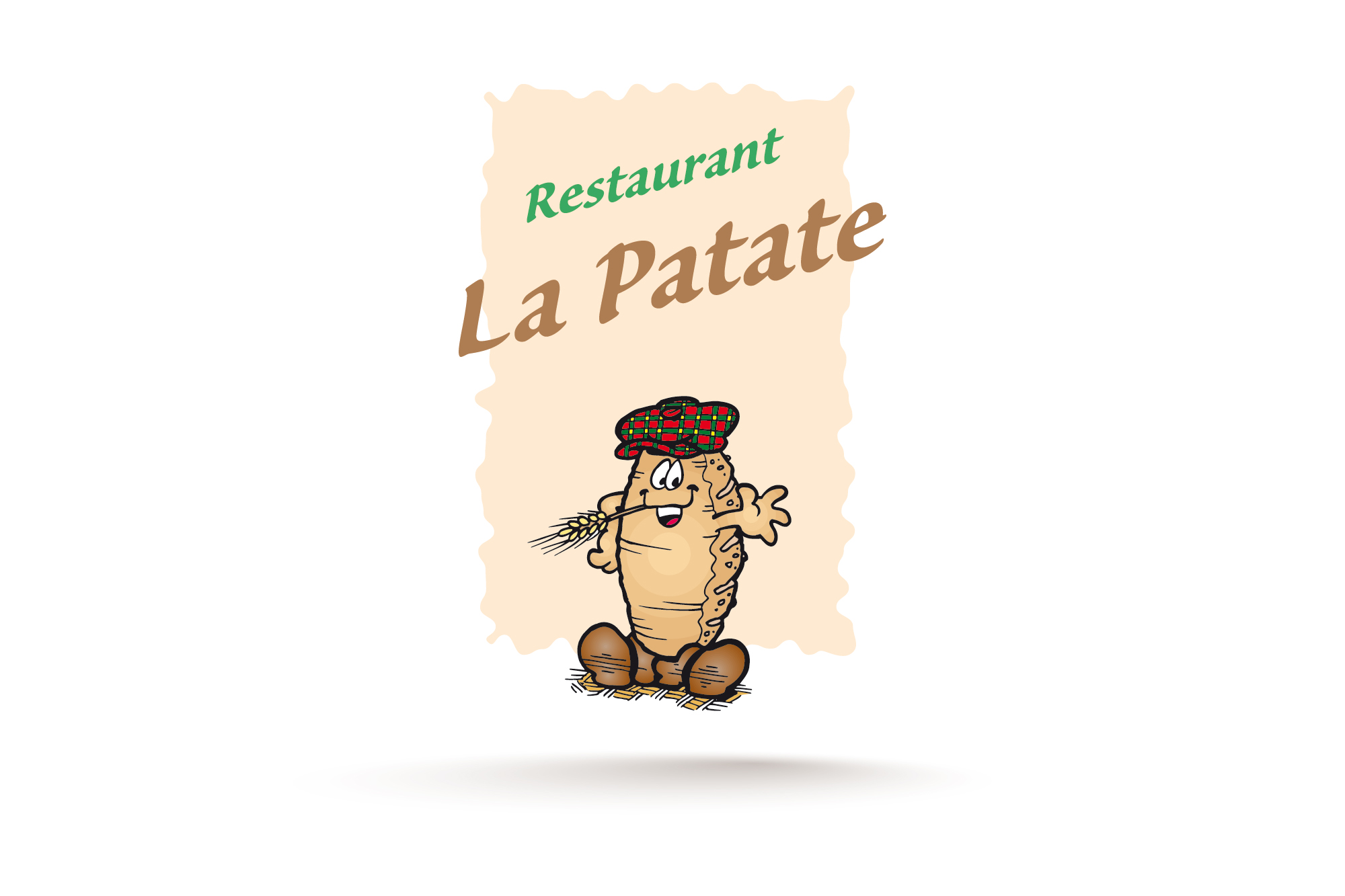 Illustration La Patate