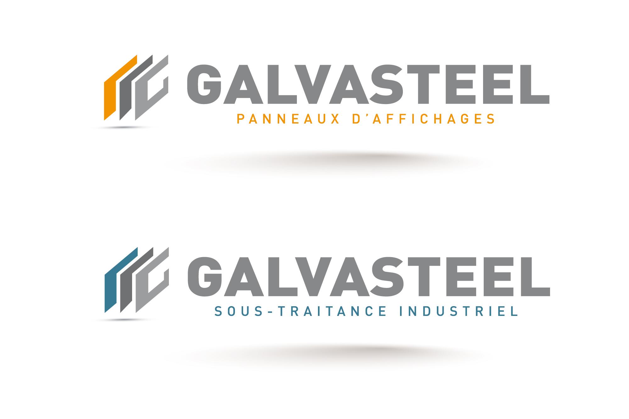 Logo Galvasteel