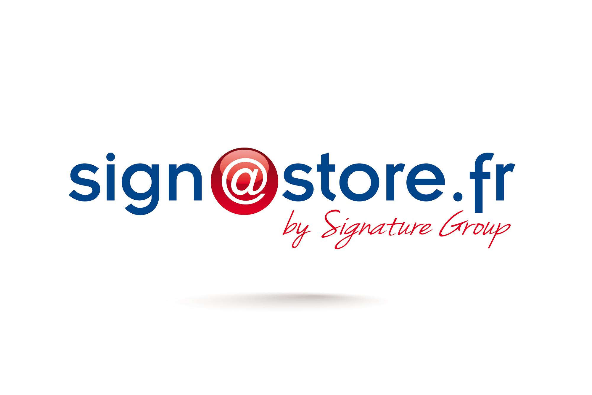 Logo pour le site Signastore