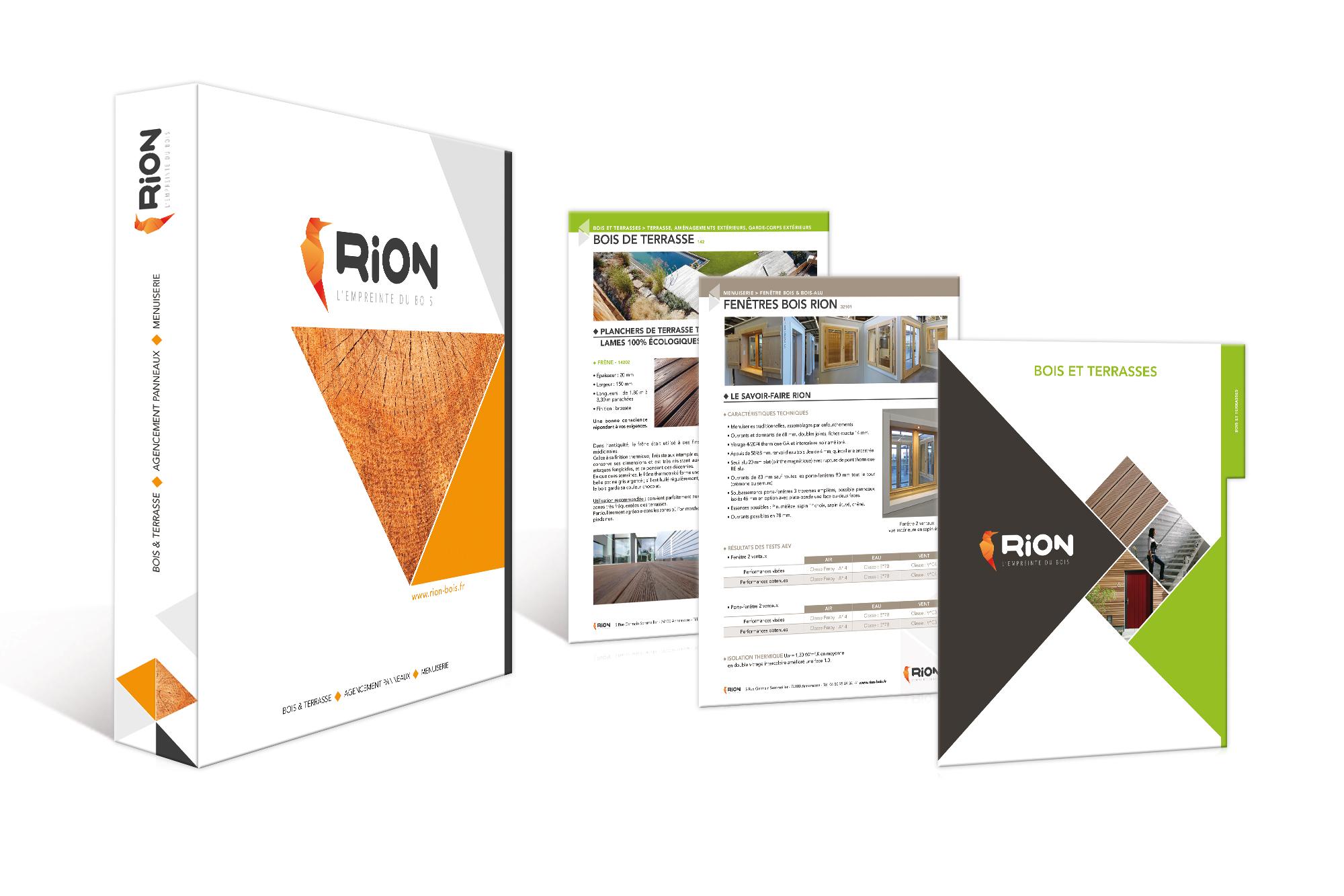 Classeur Rion