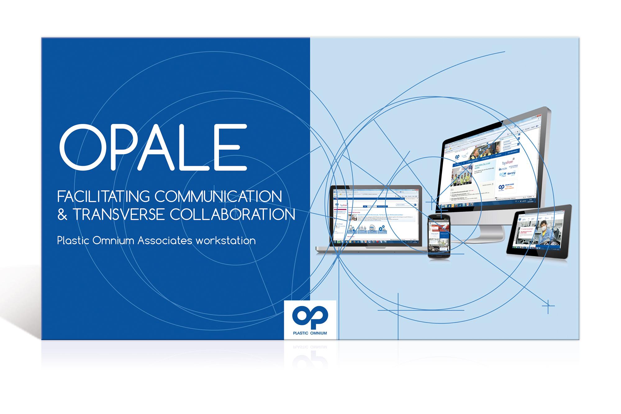 Présentation PowerPoint Opale