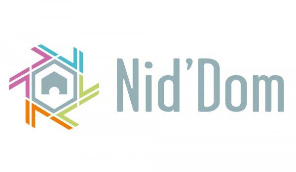 Identité de marque - NID'DOM