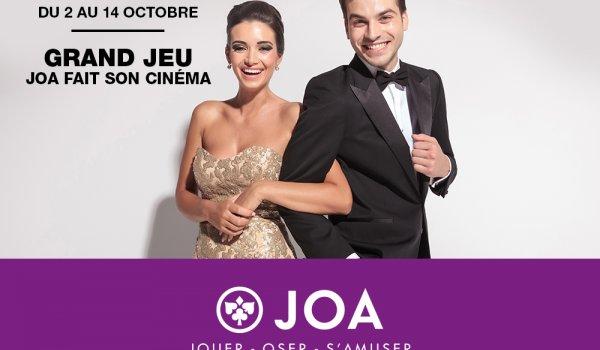 actu JOA cinema
