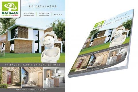 Batiman - nouveau catalogue