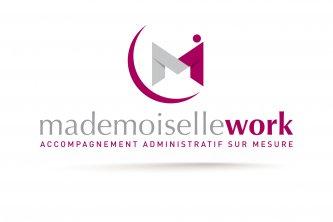 logotype Mademoiselle Work