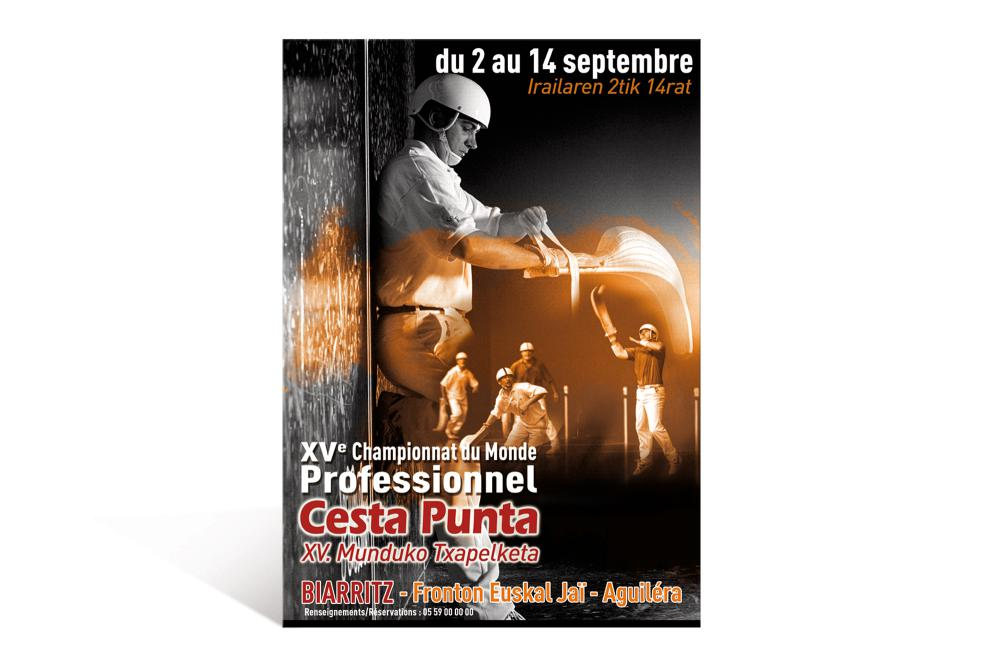Affiche Cesta Punta 1