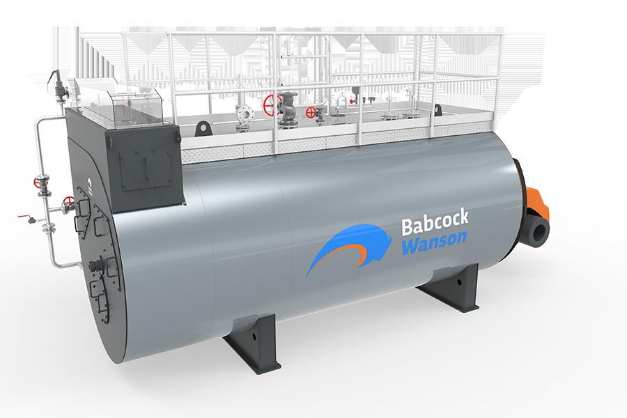 chaudiere industrielle BABCOCK WANSON