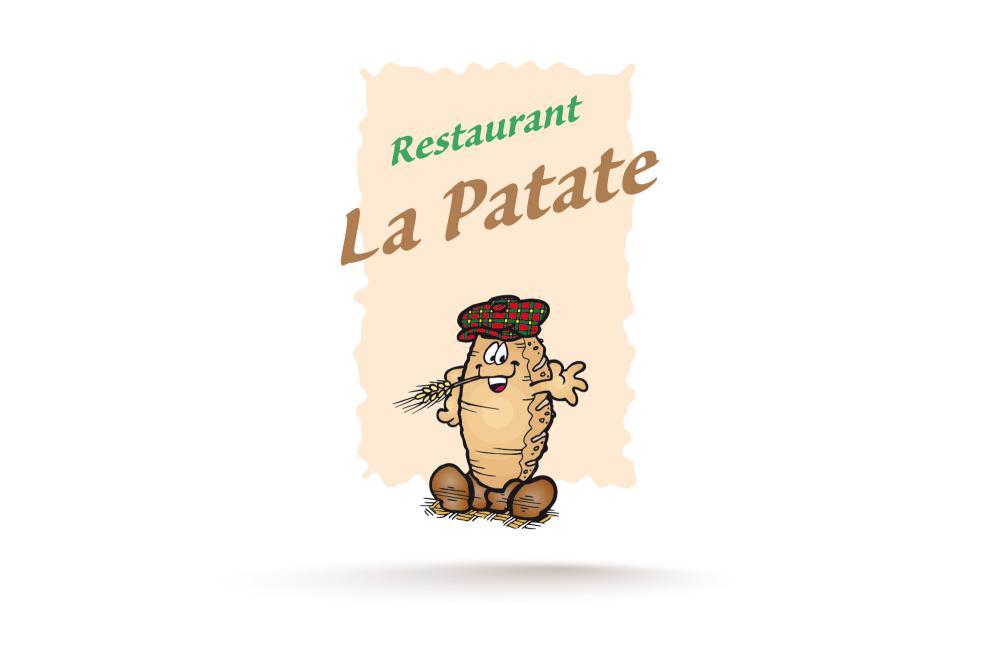 Illustration La Patate