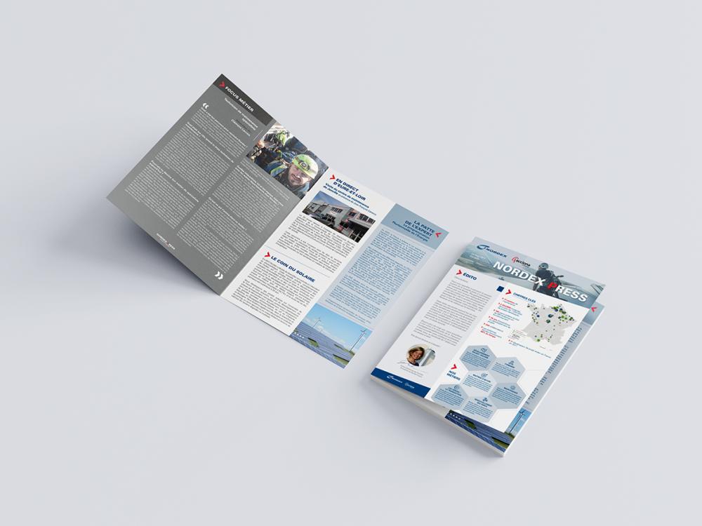 Journal interne Nordex