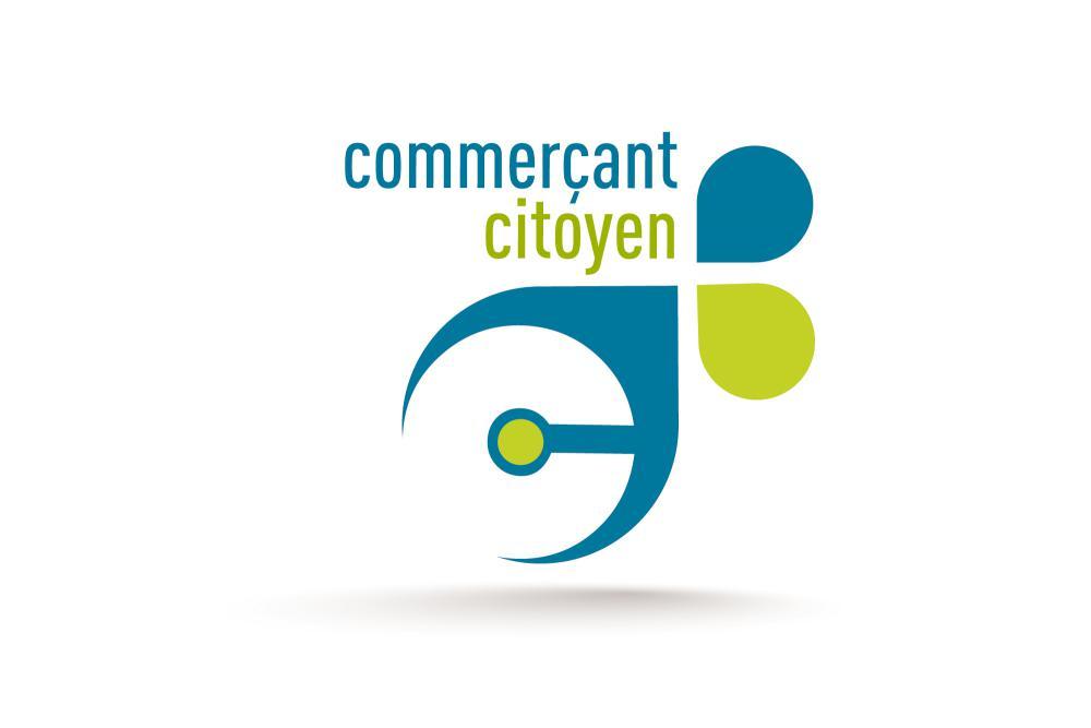 Logo Commerçant citoyen