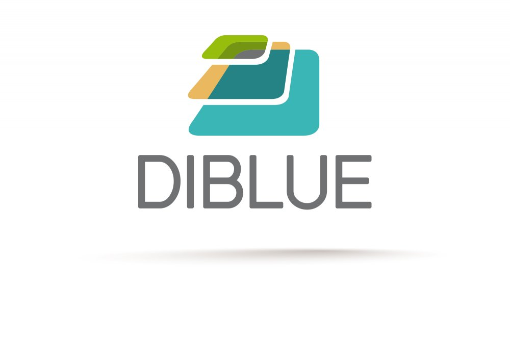 logotype diblue