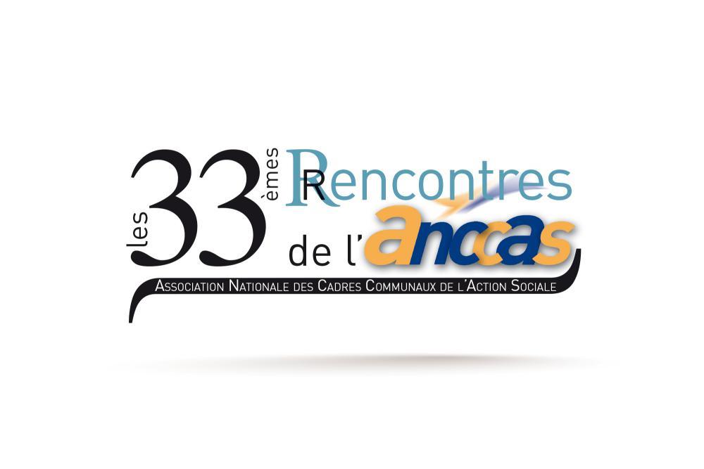 Logo Les 33e Rencontres de l'ANCCAS