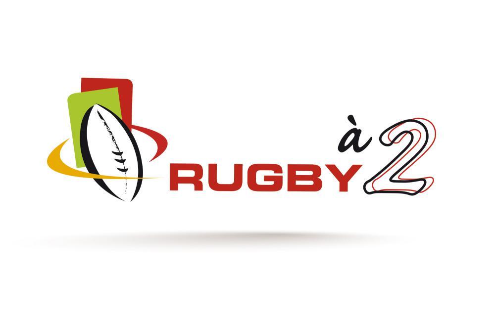 Logo Rugby à 2