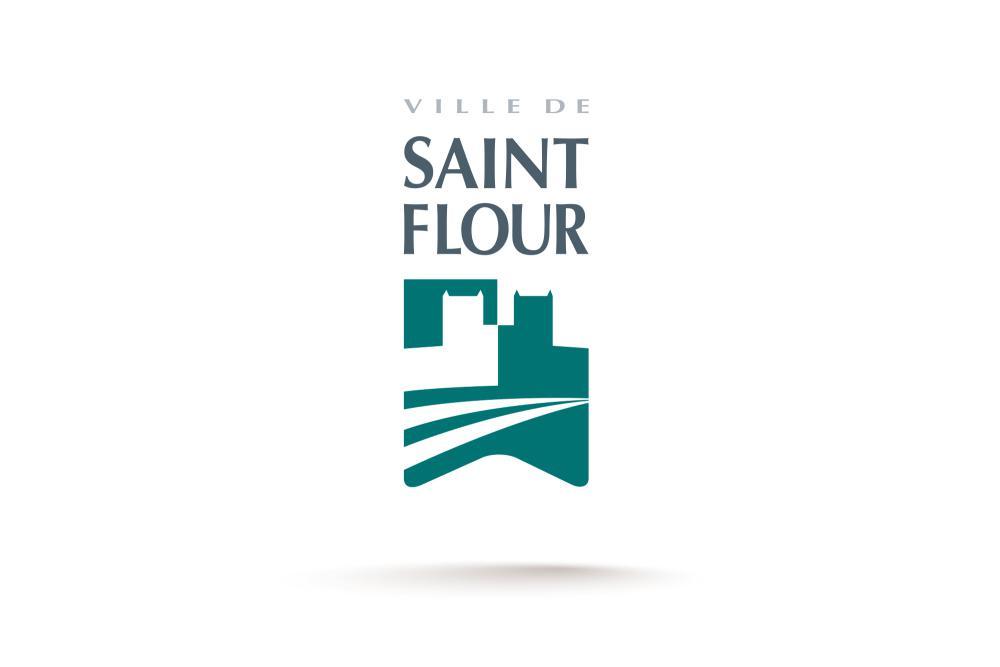 logotype ville de Saint-Flour