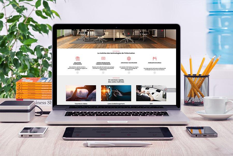 web design So bureautique
