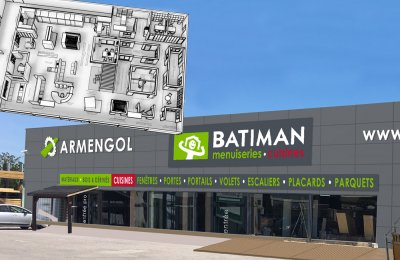 amenagement armengol-batiman