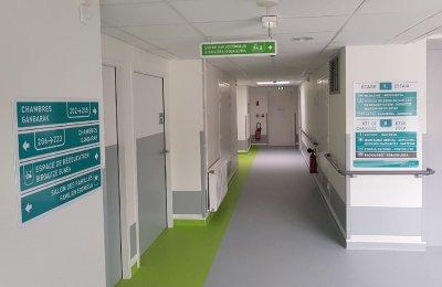 signaletique Clinique Luro
